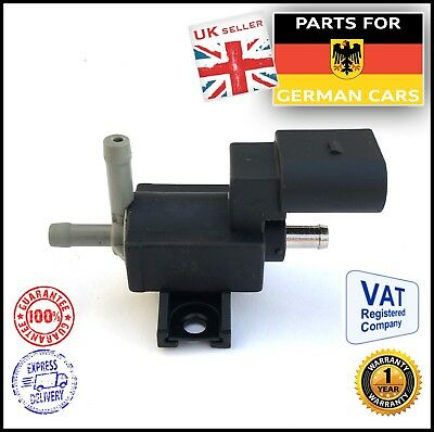 Audi A4 Saloon Estate 2.0 TFSI N75 Turbo Charger Boost Control Valve (03-14)