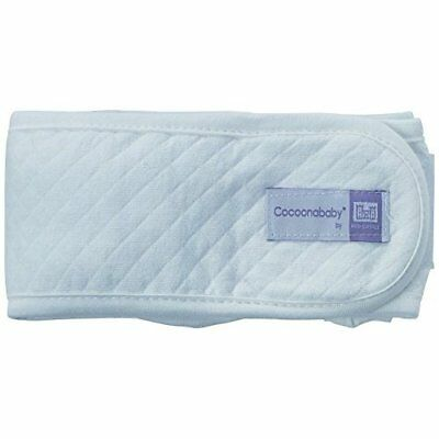 Red Castle CocoonaBaby Tummy Band Cotton Flower White