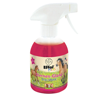 Effol Kids Sternen-Glanz 300 ml Shampoo mit Himbeer Duft Star Shine