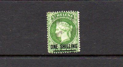 St Helena - sg 45. - .USED. cat £30.   .