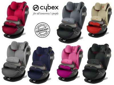 Cybex Pallas S-Fix Designs 2018 - (9-36 kg) - Neu Free Shipping