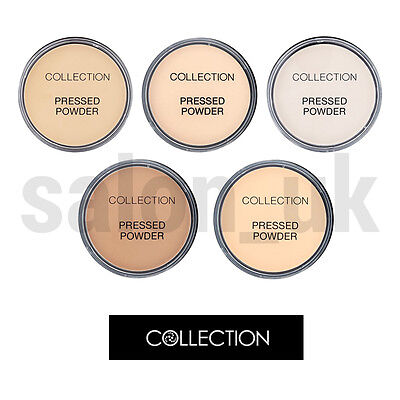 Collection Pressed Powder 15g Choose Ivory Translucent Candlelight Beige Tender