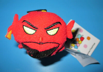 Disney Store Tsum Tsum Jafar as Genie Mini Plush - NEW