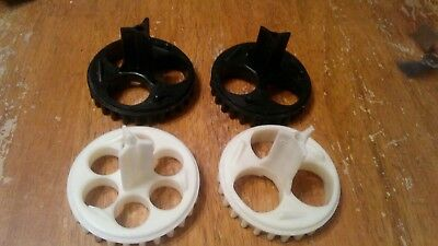 Lot Of 4 Gumball Wheels For Oak Vista, A & A Global Po89