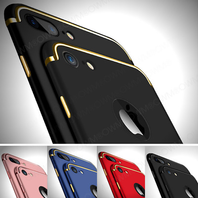 Slim Luxury Ultra-Thin Shockproof Hard Hybrid Case Cover  for iPhone 6S 7 7 Plus