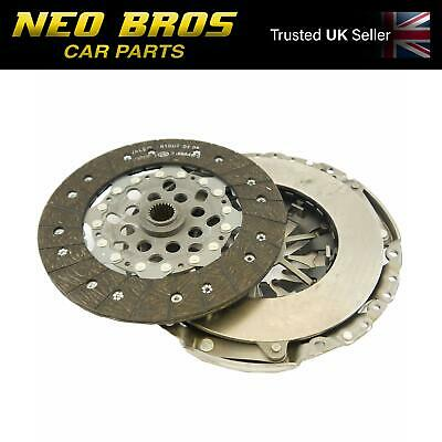 Genuine Clutch Kit (2 pcs) for Saab 9-3 03-12 6 speed Aero 2.0T B207R, 55562985