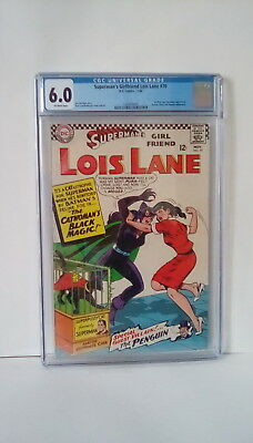 Superman's Girl Friend, Lois Lane #70 (Nov 1966, D.c.) Cgc 6.0 Ow