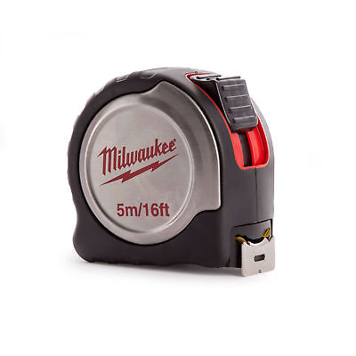 Milwaukee Contractor 5M/16Ft Tape Measure - 4932451641