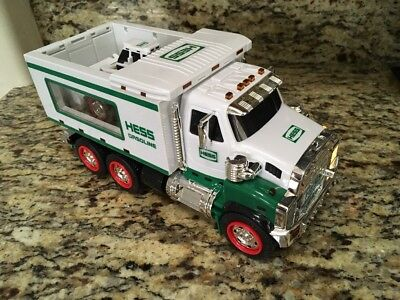 Hess 2008 Toy Truck and Front Loader - New