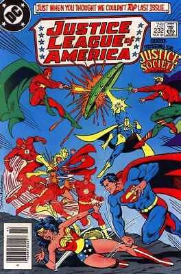 Justice League of America (1960 series) #232 in Fine + condition