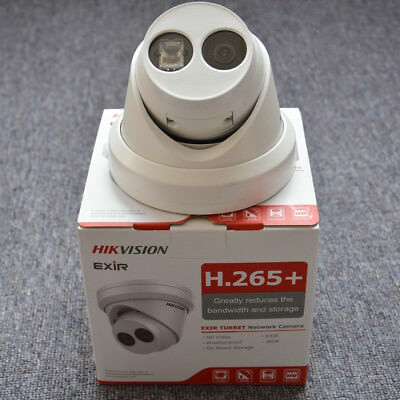 HIKVISION 4K 8MP POE DS-2CD2385FWD-I H.265 IR CCTV Security IP Camera Outdoor