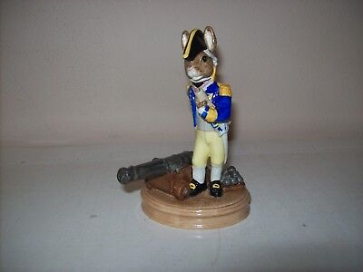 Royal Doulton Bunnykins 2003 Shipmates Collection Captain  DB319