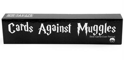 NEW Cards Against Muggles - Harry Potter Version of Cards Against Humanity