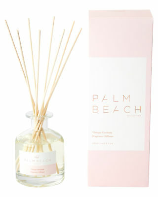 New Palm Beach Collection Vintage Gardenia Diffuser Loundge Living Room Natural