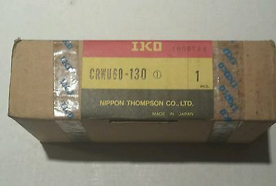 IKO Nippon Thompson CRWU60-130 Crossed Roller Way Unit Linear Slide New