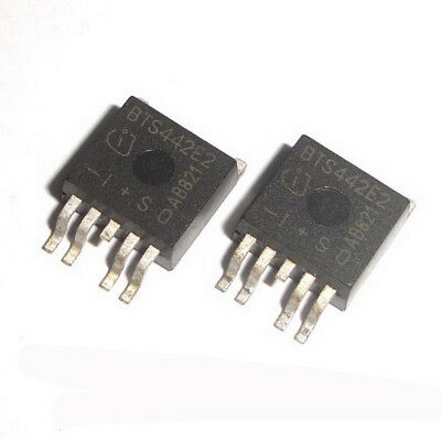 10 Pcs BTS442E2 TO-263 Smart Highside Power Switch IC