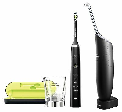 PHILIPS Sonicare DiamondClean & AirFloss Ultra HX8492/03 Black Edition *NEU&OVP*
