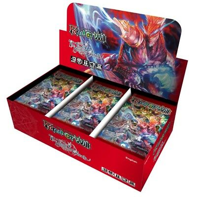 Force of Will: Reiya Cluster - The Time Spinning Witch Booster Box *PRE ORDER*