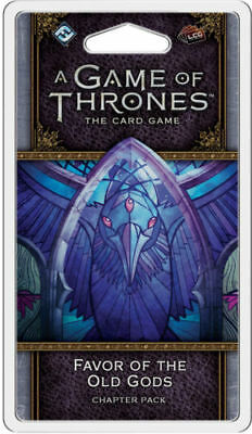 A Game of Thrones The Card Game 2nd Edition: Favor of the Old Gods Chapter Pack