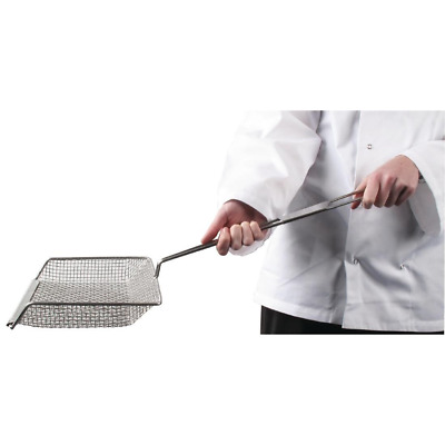 Vogue Chip Shovel 203mm S/S Cooking Utensil Kitchen Scoop Restaurant Cafe Fryer
