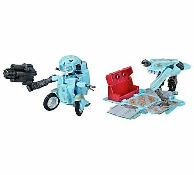 NEW Transformers Premier Edition Deluxe Autobot Sqweeks Premier Edition Deluxe