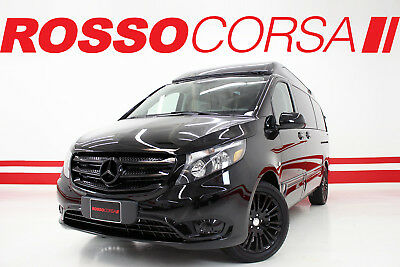 2017 Mercedes-Benz Metris CUSTOM EXPLORER CONVERSION 2017 Mercedes-Benz Metris CUSTOM EXPLORER CONVERSION CUSTOM CONVERSION / LOW MIL