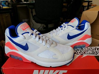 20f267e5003a91 ... where to buy nike air max 180 og 2018 ultramarine white solar red retro  limited 615287