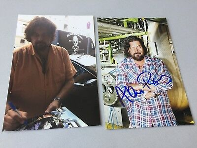 ALAN PARSONS  signed In-person Foto 10 x 15 Autogramm + Foto