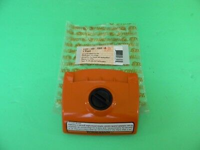 Stihl Chainsaw Ms193 T Ms193 Tc Ms193T Air Filter Cover # 1137 140 1903 Oem New