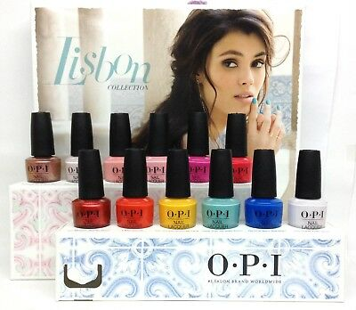 OPI Nail Lacquer - LISBON 2018 Collection - Choose Any Shade 0.5oz