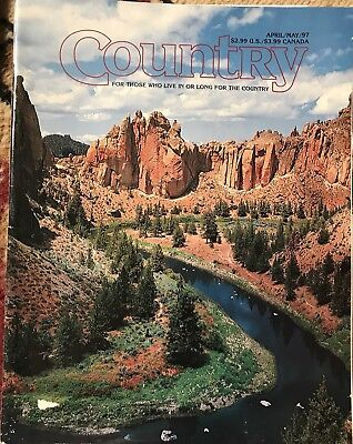 Vintage Lot Of 9 Country Magazine Lifestyle Country Living Woman