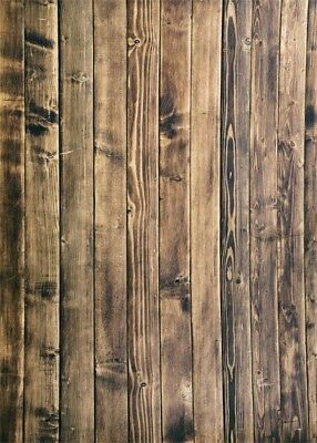Wood Wall Plank Board Photography Background 8x12ft Studio Backdrop Photo Prop