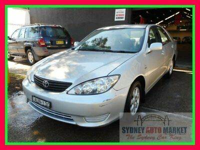 2005 Toyota Camry ACV36R Altise Silver Automatic 4sp A Sedan