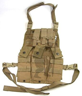 BAE Systems ECLiPSE First Responder Chest Rig Kit 5.56/9mm - coyote brown USMC