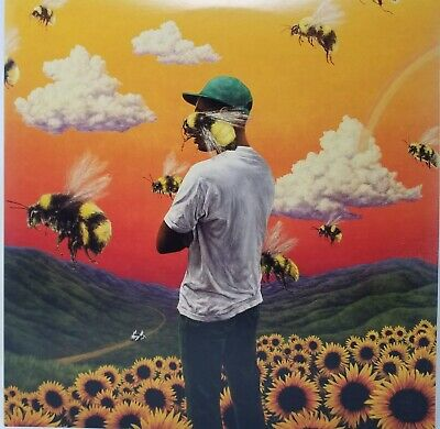 Tyler The Creator Flower Boy Vinyl LP (2 Discs Gatefold) Brand New Album