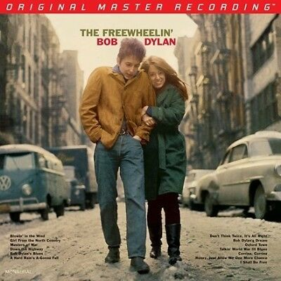 Bob Dylan - The Freewheelin' VINYL LP 2LP MFSL2-459