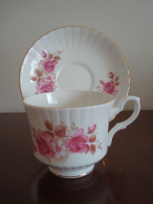 Vintage Salisbury Fine Bone China Duo in As New Condition