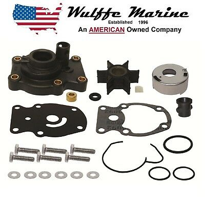 Water Pump Impeller Kit for Johnson Evinrude 20 25 30 35 Hp rplcs 393630 18-3382
