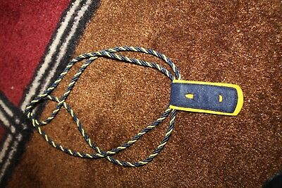 USA Cub Scouts BSA Pin - Medal Blue Color Lanyard Uniform Neckwear