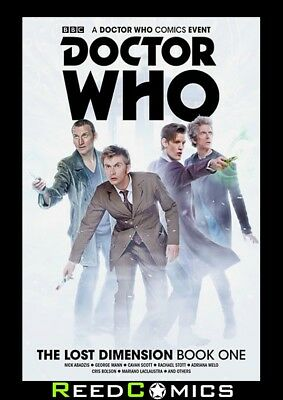 DOCTOR WHO THE LOST DIMENSION VOLUME 1 HARDCOVER (128 Pages) New Hardback