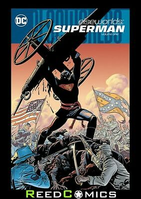 ELSEWORLDS SUPERMAN VOLUME 1 GRAPHIC NOVEL (368 Pages) New Paperback
