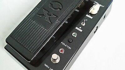 Vox Big Bad Wah (Joe Satriani Signature Wah Pedal)