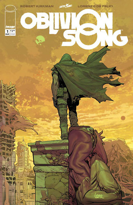 Image Comics Oblivion Song Comic #1 Kirkman & De Felici Bagged & Boarded INSTOCK