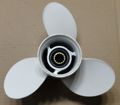 New Genuine Yamaha Outboard Propeller Aluminum 10 X 15 6H5-45943-00-00