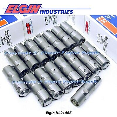 USA Made Roller Lifter Set (16) Fits Non-AFM 1999-2016 GM 6.0 6.2 7.0 LS Engines
