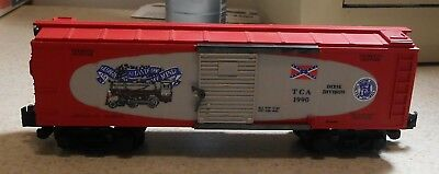 American Flyer S Gauge Tca Central Of Ga. Convention Boxcar--Item #6-48473--Nib