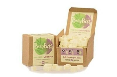 Baby Bits Wipes Solution - Makes 1,000 Natural Wipes • Made in the USA! (2 Pac