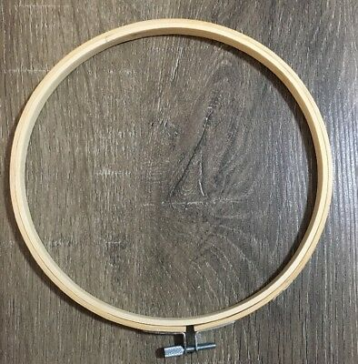 Bamboo Embroidery Hoop 20cm