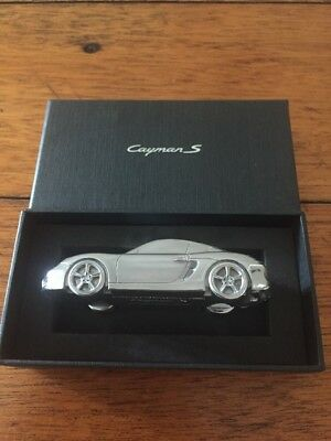 NEW- Limited Edition Cayman S - Solid Billet - Paperweight