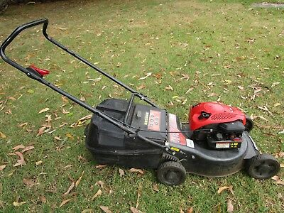 Masport 4 Stroke Mower with Catcher